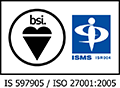 IS 597905/ISO 27001:2005